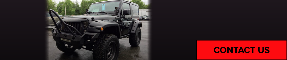 Custom Jeeps Newfoundland