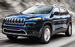 Mountain driving with a Jeep Cherokee for sale