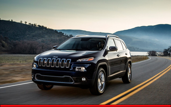 used suvs for sale in newfoundland like the Jeep Cherokee
