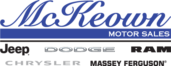 Mckeown Motor Sales Logo