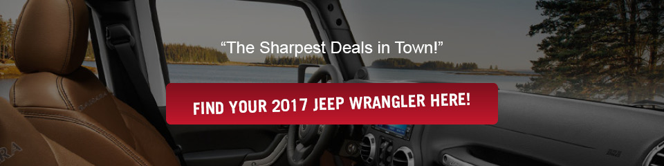 2017 Dodge Jeep Wrangler Review