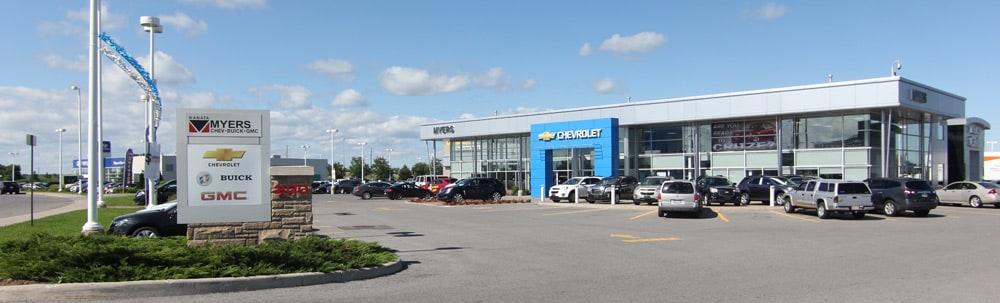 Myers Kanata Chevrolet