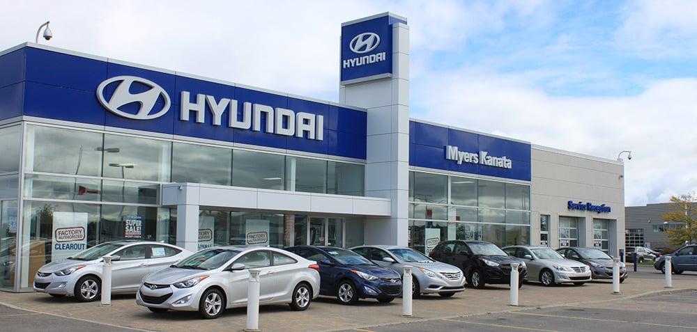 Myers Kanata Hyundai