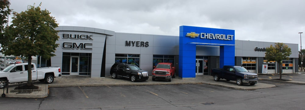 Myers Orleans Chevrolet