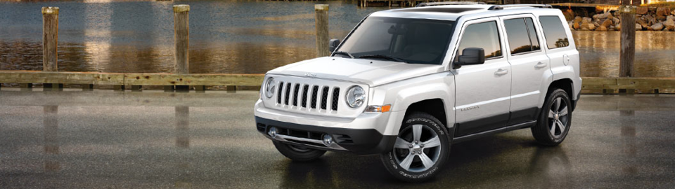 Grey 2015 Jeep Patriot in Prince Rupert, BC