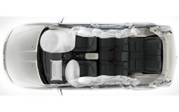 Dodge Journey Airbags