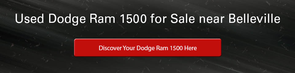 Discover Your Dodge Ram 1500 Here