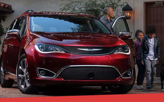 Chrysler Pacifica for Sale in Victoria, BC