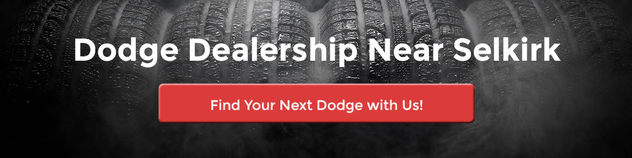 Your Next Dodge with Us!